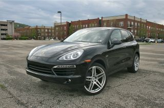 2013 Porsche Cayenne Diesel - Loaded Private Party photo