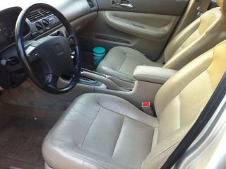 1997 Honda Accord Ex Sedan 4 - Door 2.  7l photo