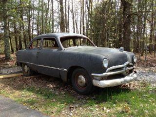 1950 Ford Sedan Custom Deluxe Tudor - - - Tags And Title photo