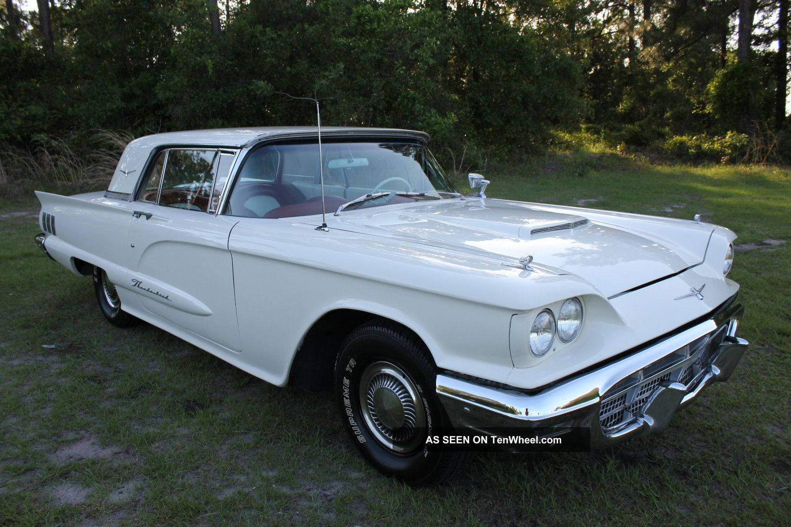 1960 ford thunderbird 2 door hardtop 352 make offer let 77. Cars Review. Best American Auto & Cars Review