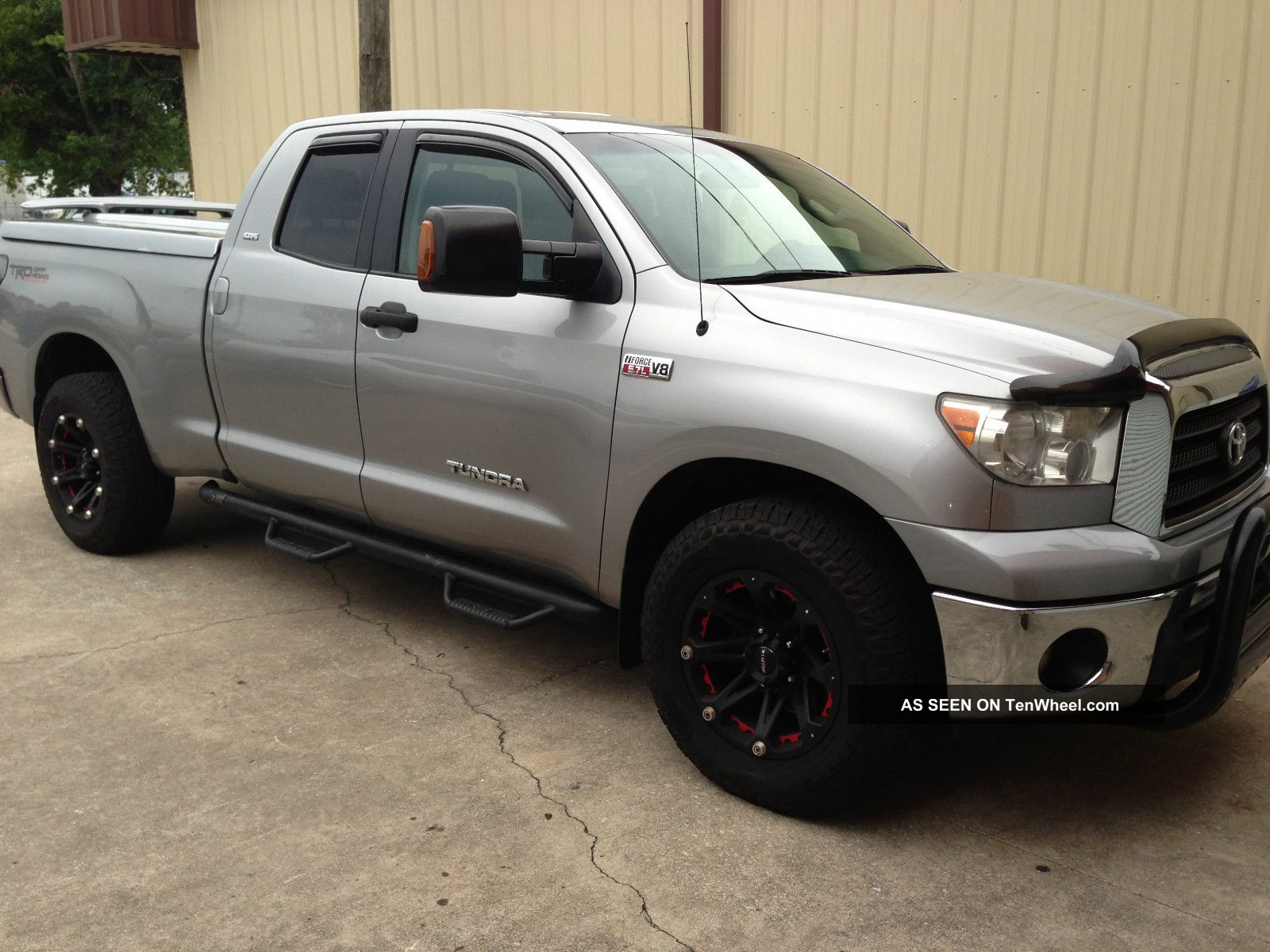 2008 toyota tundra sr5 crew cab pickup 4 door 5 7l 2wd. Black Bedroom Furniture Sets. Home Design Ideas