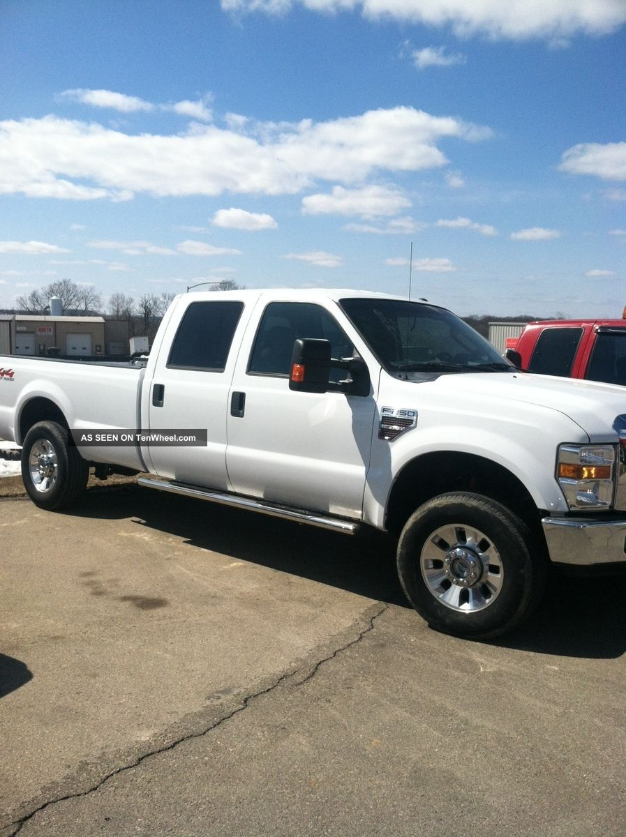 2009 ford f250 superduty duty crew cab long box diesel 6 4 4x4 rebuilder. Black Bedroom Furniture Sets. Home Design Ideas
