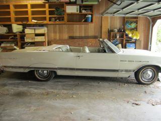 1965 Buick Electra Base Convertible 2 - Door 7.  0l photo