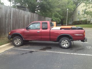 2000 Toyota Tacoma 4x4 Trd Extended Cab photo