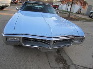 Buick Rivera 1969 Blue photo