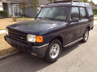 1998 Landrover Discovery 1 Le photo