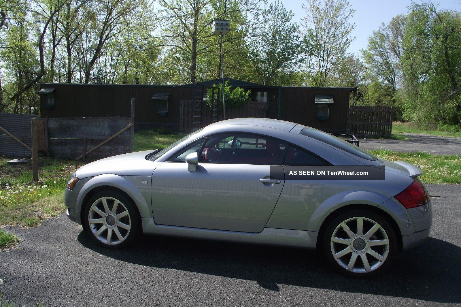 Audi Tt Quattro Alms Edition Coupe Door L - 2 door audi