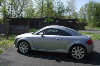 2002 Audi Tt Quattro Alms Edition Coupe 2 - Door 1.  8l photo
