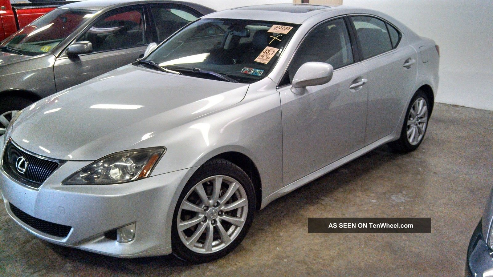 2006 Lexus Is250 Base Sedan 4 - Door 2. 5l