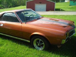 1969 Amx Hardtop 2 Door photo