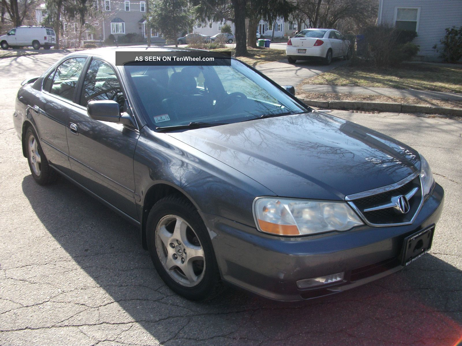 Acura 3. 2 Tl 2003 With / And Much More