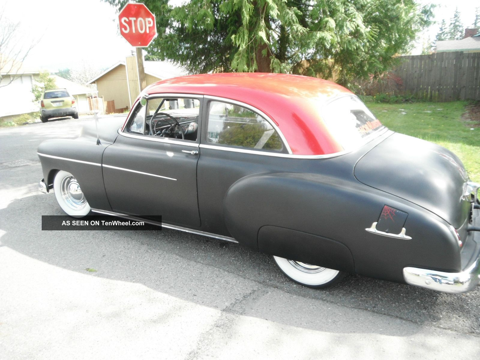 Related Pictures 1950 Mercury Deluxe 2 Door Post Coupe For