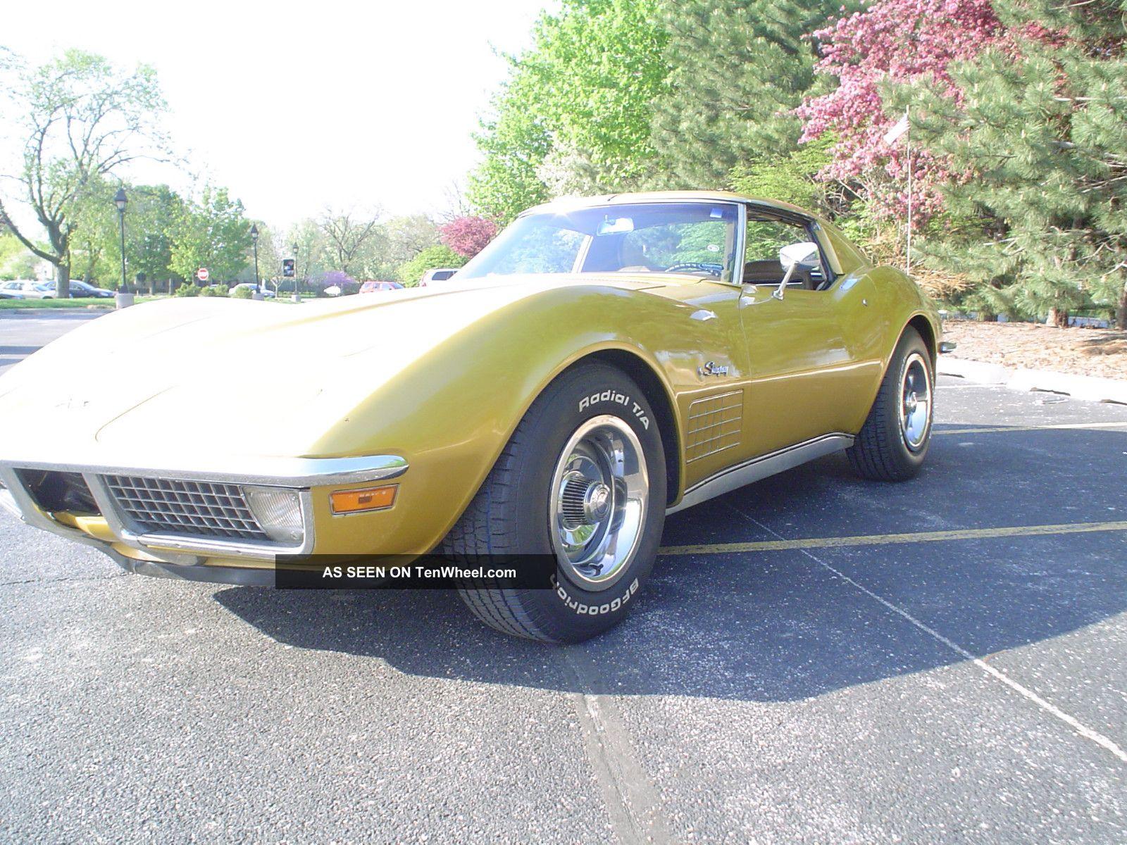 1971 chevrolet corvette stingray corvette photo 1. Cars Review. Best American Auto & Cars Review