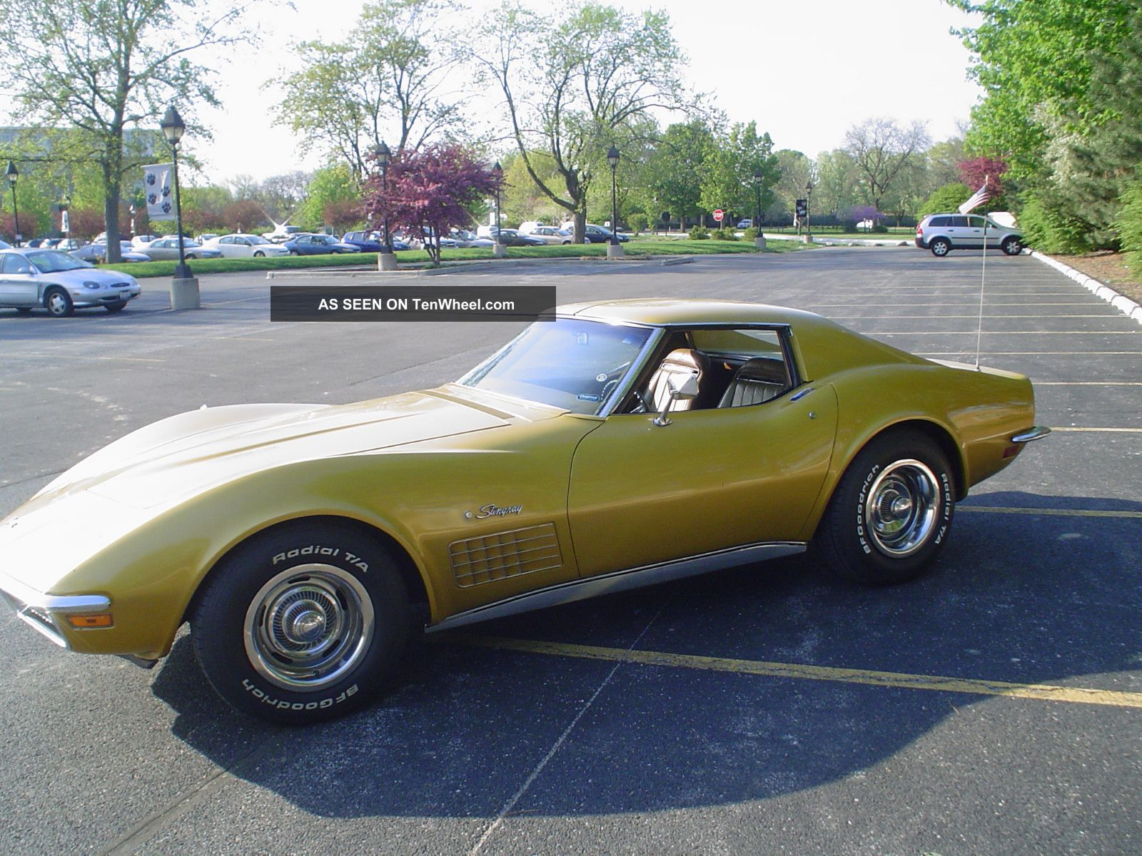 1971 chevrolet corvette stingray corvette photo 6. Cars Review. Best American Auto & Cars Review