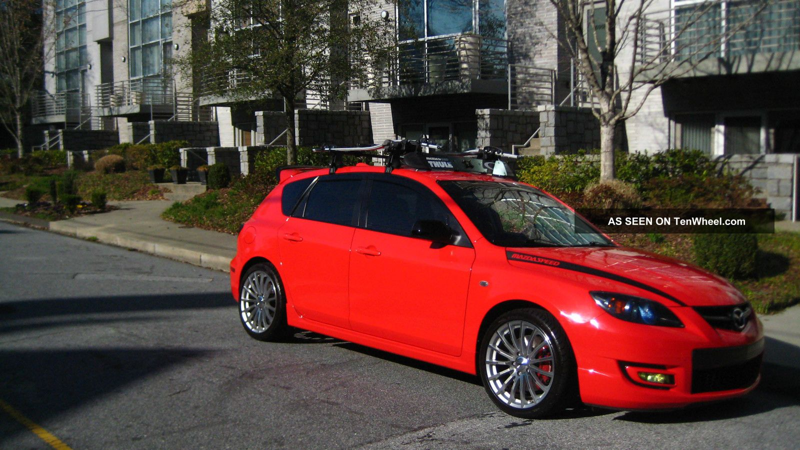 2007 mazda 3 mazdaspeed hatchback 4 door 2 3l. Black Bedroom Furniture Sets. Home Design Ideas