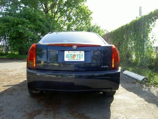 Sharp 2003 Cadillac Cts photo