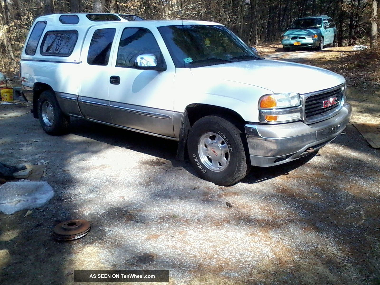 2000 Gmc Sierra Extended Cab 4x4 Z71 Sierra 1500 photo