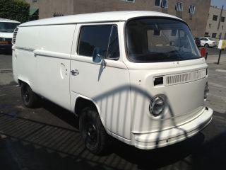 1974 Volkswagen Panel Bus photo