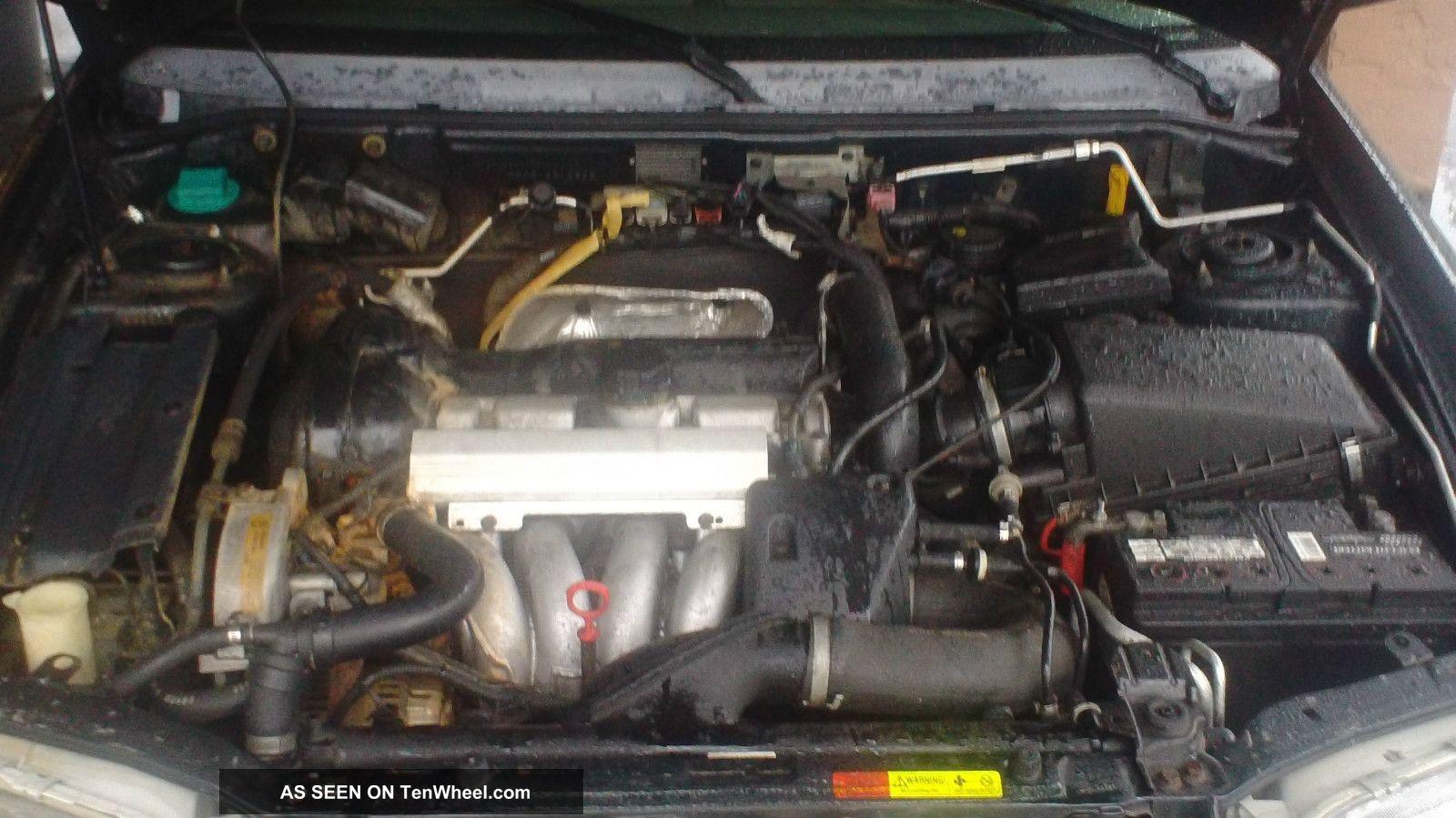 Volvo V Base Wagon Door L Turbocharged Lgw on 2000 Hyundai Elantra Black Seats
