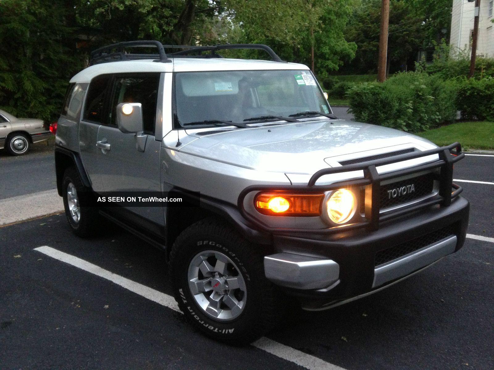for sale fj cruiser 2007 autos weblog. Black Bedroom Furniture Sets. Home Design Ideas