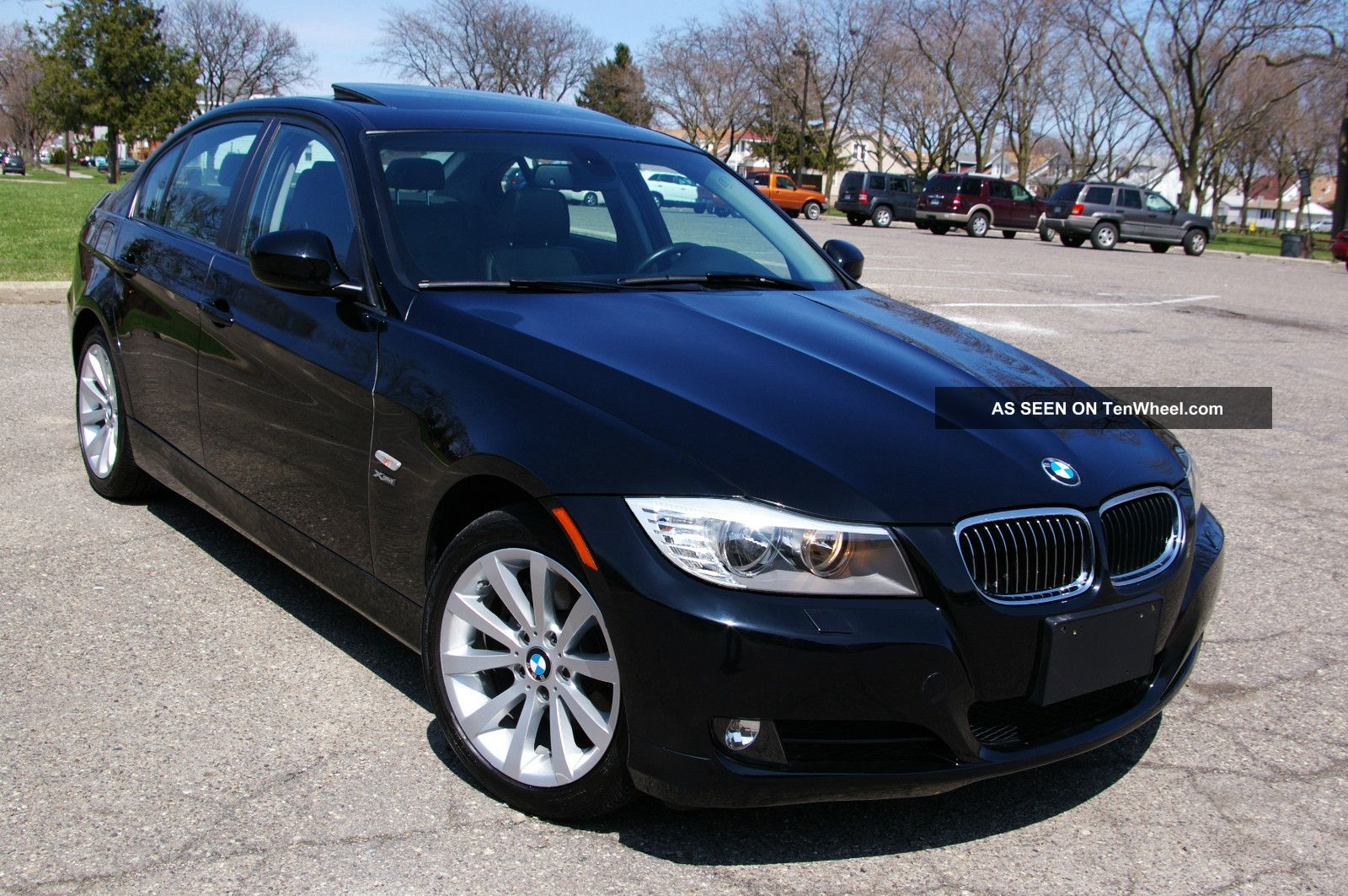 2011 Bmw 328xi Awd Upscale Luxury Edition Rebuilt