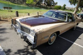 1978 Cadillac Eldorado Biarritz With photo