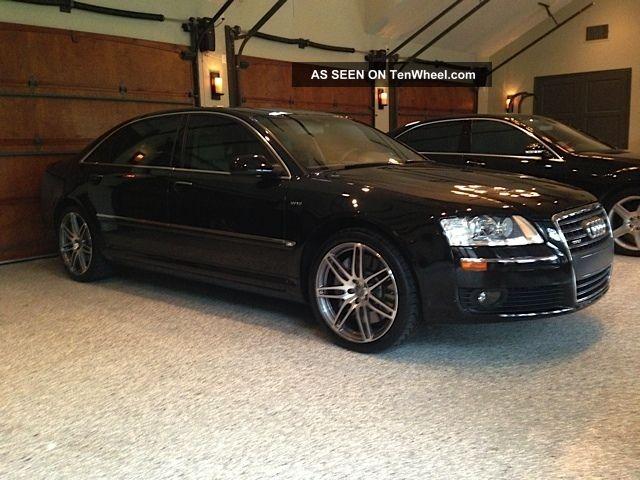 2007 Audi A8 L W12,  Private Seller A8 photo