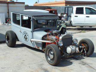 1927 Ford Tall - T Rat Rod photo