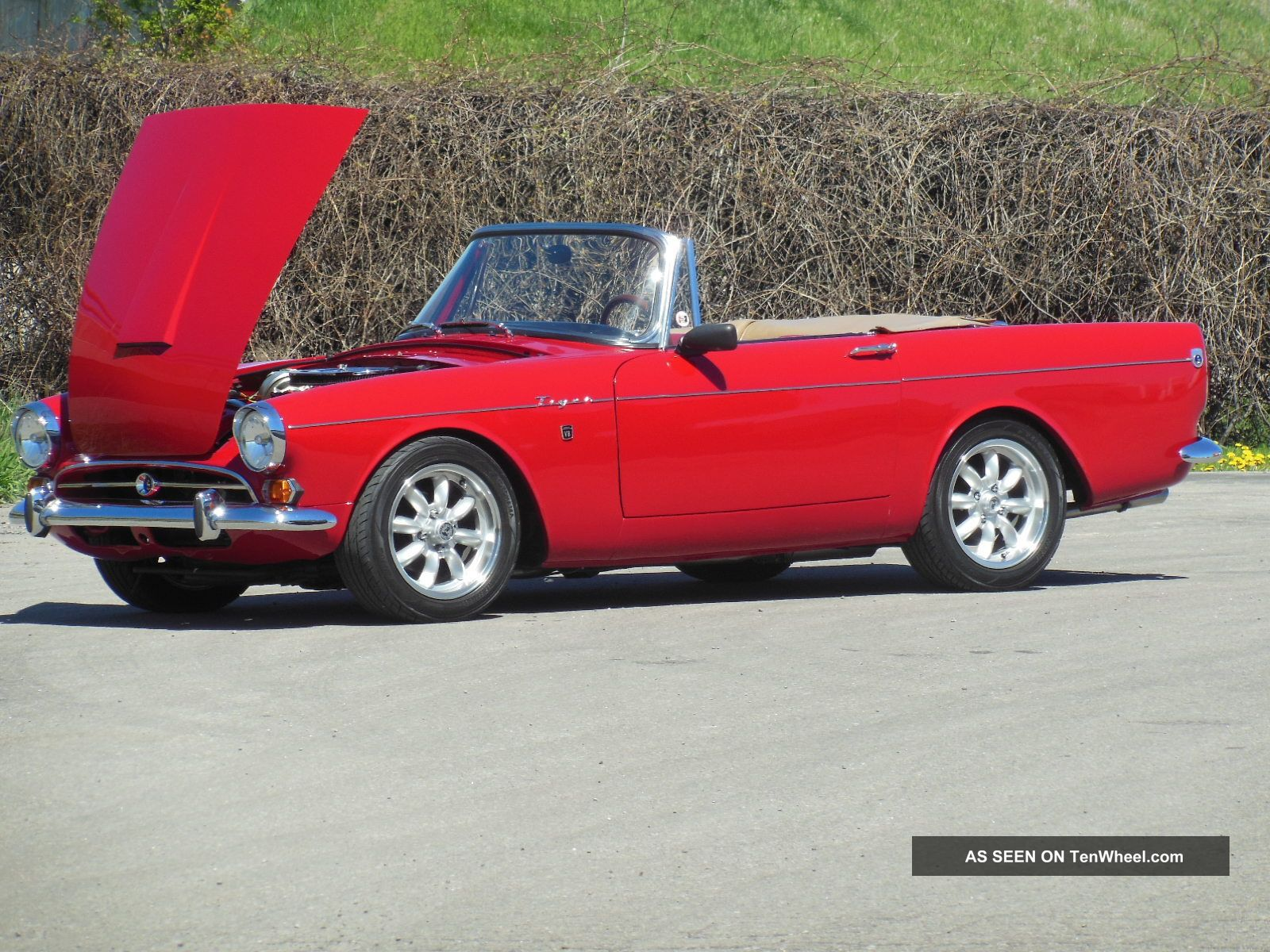 1966 Sunbeam Tiger Convertible - Mk1 Other Makes photo