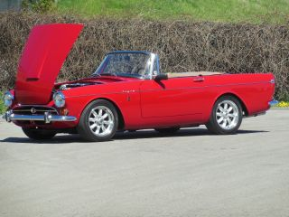 1966 Sunbeam Tiger Convertible - Mk1 photo