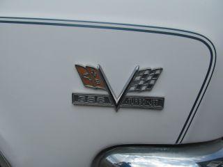 1966 Chevy Caprice 4 Door With The 396 Cid Turbo Jet photo