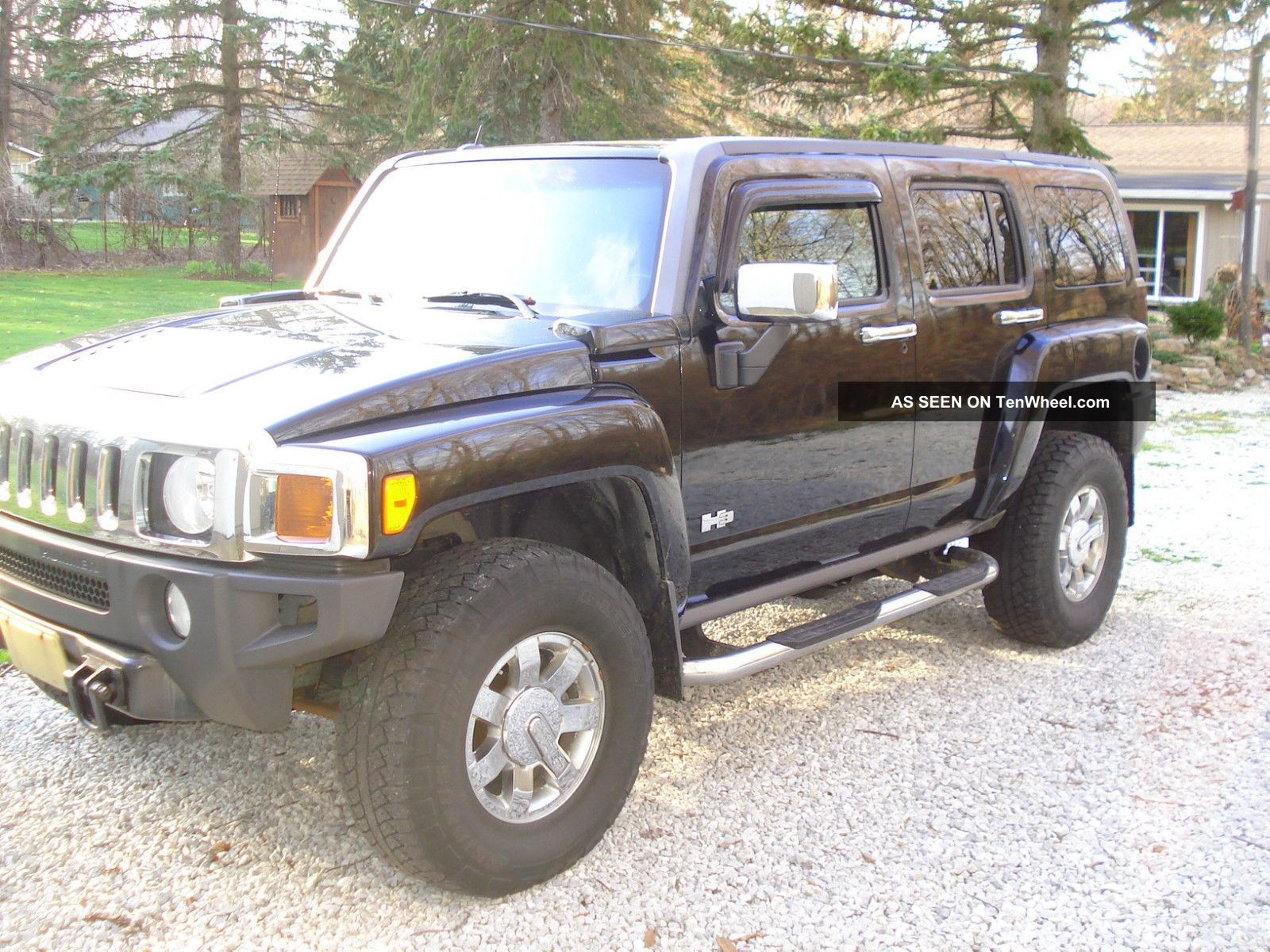 2006 Hummer H3 Luxury Package Sport Utility 4 Door 3 5l