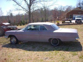 1962 Chevrolet Impala 2 Door Hardtop photo