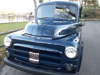 1952 Dodge B - Series Pickup.  The Dodge Ram photo
