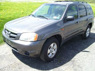 2003 Mazda Tribute 113k Awd Sport Utility photo