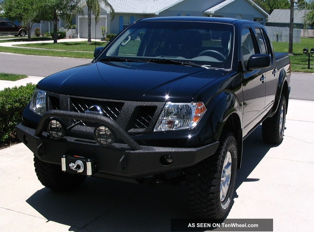 2012 nissan frontier 4x4 crew cab. Black Bedroom Furniture Sets. Home Design Ideas