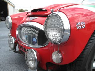 Custom 1960 Austin - Healey Bn7 3000 Mki W / Hardtop,  Rally / Race / Tour Works Style photo