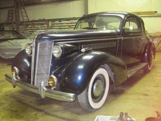 1937 Buick Speacial 2 Door Coupe photo