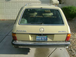 1979 Mercedes 300 Td Wagon photo
