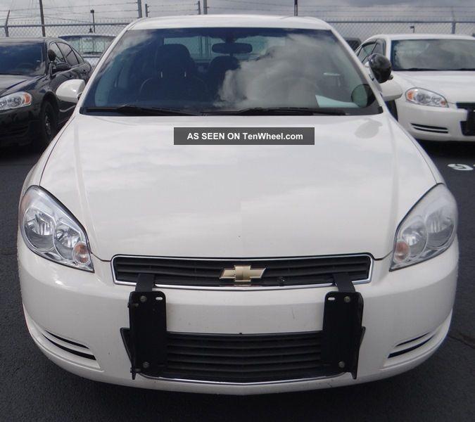 2006 Chevrolet Impala - Police Pkg - 3.  9l V6 - 425636 Impala photo