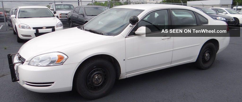 2006 Chevrolet Impala - Police Pkg - 3.  9l V6 - 427970 Impala photo