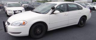2006 Chevrolet Impala - Police Pkg - 3.  9l V6 - 427970 photo
