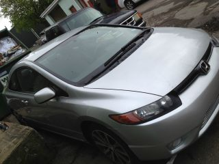 2008 Honda Civic Lx Coupe photo
