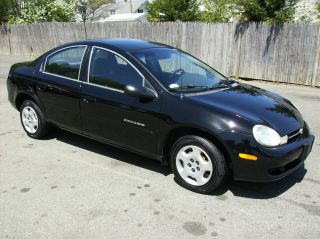 2000 Dodge Neon High Line Sedan 4 - Door 2.  0l photo