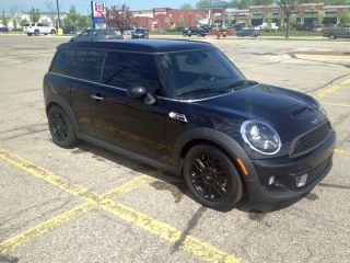 2012 Mini Cooper S Clubman 50th Hampton Edition - - 19k - - Midnightblack / Black photo