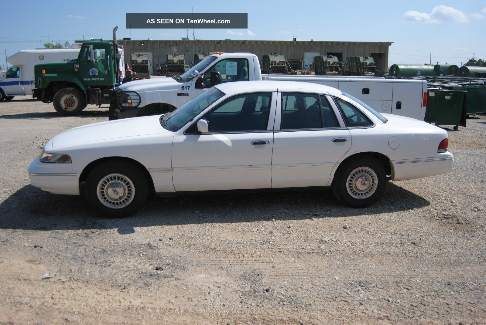 1996 Ford Crown Victoria Police Package