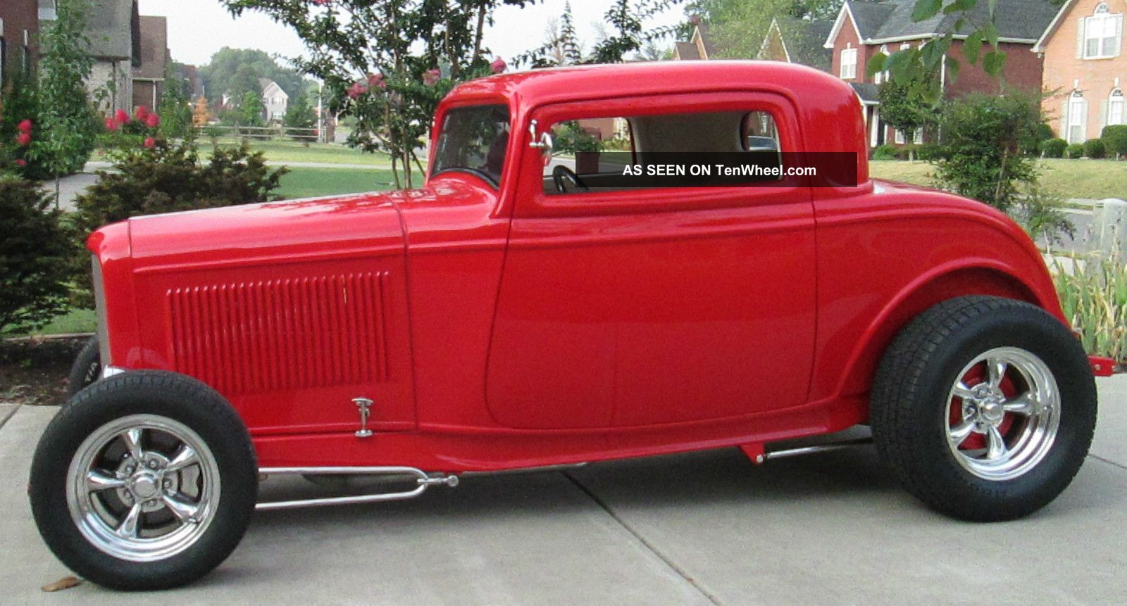 1932 Ford 3 Window Coupe Other photo