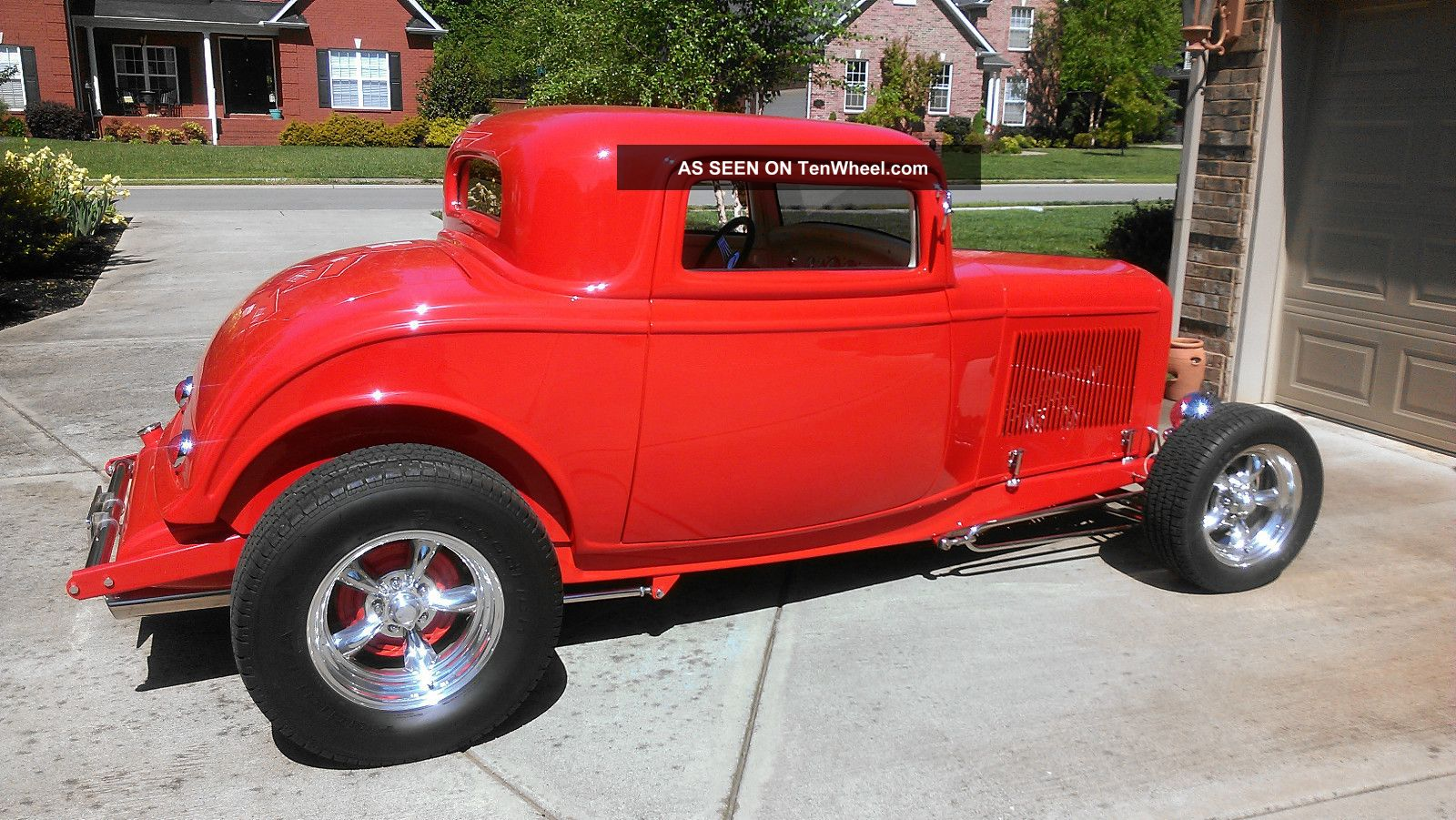 1932 ford 3 window coupe for 1932 5 window coupe kit cars