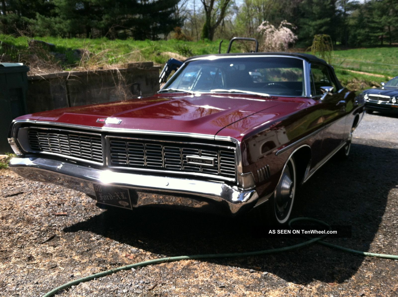 1968 ford galaxie 500 xl images. Cars Review. Best American Auto & Cars Review
