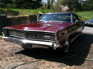 1968 Ford Galaxie 500 Xl C photo
